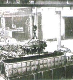MW61系列吊运废钢用电磁铁|起重电磁吸盘
