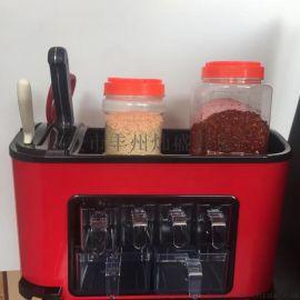 厂家直销多功能厨房置物架厨房挂件收纳架刀架用品