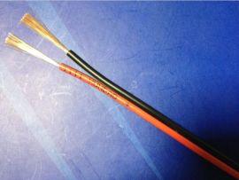 设备电源线/红黑线/扁形无护套电缆