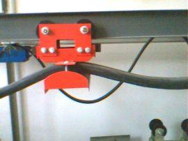 304不锈钢工字钢电缆滑车