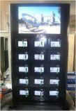 電腦手機帶保管功能的充電站