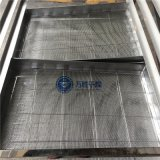 萬勝乾燥設備配件多種可用30-45mm衝孔不鏽鋼網盤 304材質烘盤