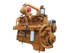 康明斯发动机NT855-P300适配动力机组-水泵