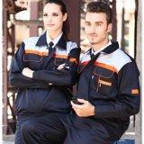 厂家批发定做秋冬装工程服长袖套装电焊工作服装制服汽修厂服