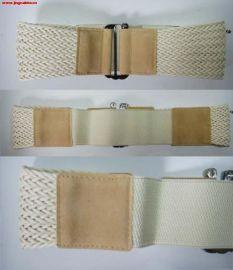 时尚手工编织腰带