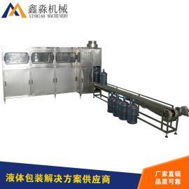 5加仑灌装机150桶灌装机18.9升灌装机5加仑生产线大桶水灌装机