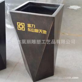 花器, 花盆容器, 花盆, 玻璃钢制品, 玻璃钢厂家生产