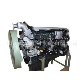 德国曼中国重汽MC11.44-40 国四 发动机德国曼发动机驶室