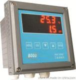 上海博取209型工业溶氧仪智能在线带温补液晶显示多参数同屏电化学分析仪