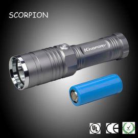 SX-0126大功率LED强光手电