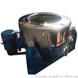 台式离心机 卧式工业脱水机 不锈钢三足离心机 衬塑离心设备