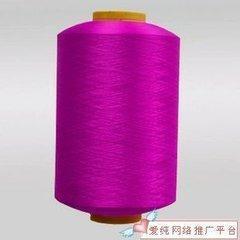 **低弹色丝,涤纶低弹丝,色纺低弹丝