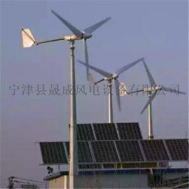 风力发电机家用永磁山区草原1000W路灯用风力发电机