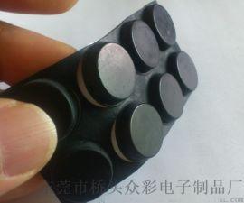 3M硅胶加厚防滑地垫   加厚硅胶防磨地垫脚