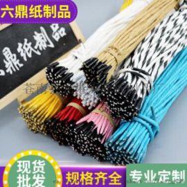 厂家批发塑料扣纸绳