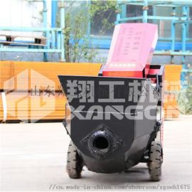 二次结构浇筑泵 混凝土输送泵 微型泵生产厂家