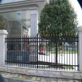 伊春市政护栏网单位围墙网锌钢护栏网小区别墅围栏