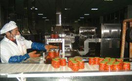 袋装食品、包装食品、熟食、瓶装食品微波杀菌机