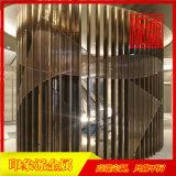 会所定制不锈钢管制隔断,不锈钢隔断厂家直销