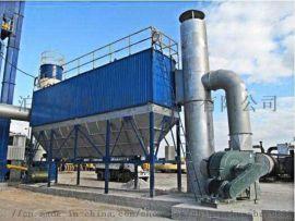 河南耐火材料厂除尘器 实恒干式球磨机脉冲袋式除尘器