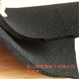 北京EPDM泡棉材料、黑色EPDM泡棉冲型加工
