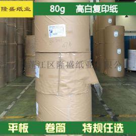 隆盛纸业 厂家直销 原纸平板卷筒正度大度特规
