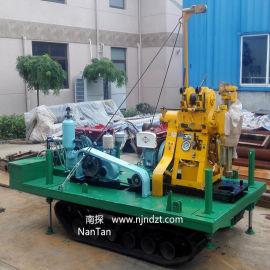 XY-1A-L-01-B型高速钻机、高速移位钻机,水泵一体钻机