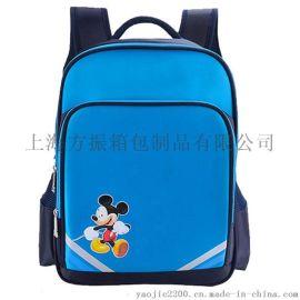 上海订制学生书包 卡通儿童书包 来样 可加LOGO