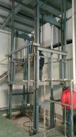 仓储升降机大吨位货梯泸州市启运电动平台货车电梯