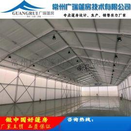 专业生产装配式仓储篷房安全高效