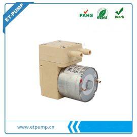 爱迪A系列 微型隔膜泵 微型真空泵 可用于过滤机、咖啡机等