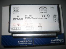 EMERSON艾默生电子膨胀阀控制器EC3-X33/807783过热度控制器