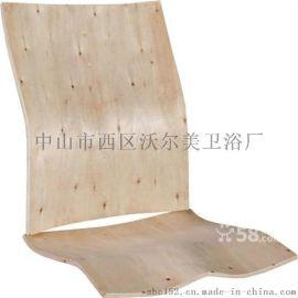 家具曲木靠背,弯曲木家具配件,厂家直销