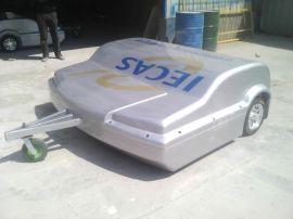 河南玻璃钢餐车定制厂家