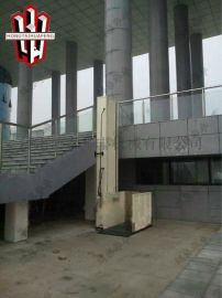 河北鸿泰华丰小型家用升降平台价格 家用两层电梯
