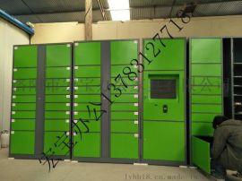 厂家直销钢制储物柜 寄存柜 快递柜  联网寄存柜