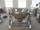 500升豆漿蒸汽可傾蒸煮夾層鍋廠家直銷