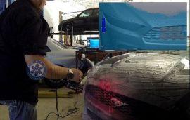 汽车保险杠三维扫描服务, 中科院手持式三维扫描仪
