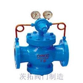 上海YK43X气体减压阀,先导活塞式减压阀