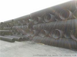 雨污排水聚乙烯双壁波纹管