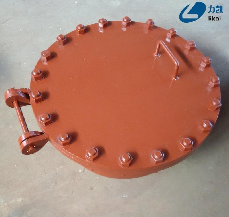 碳钢回旋人孔专业生产厂家现货供应不锈钢常压人孔