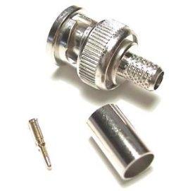 免焊式BNC连接器(SG-0411)
