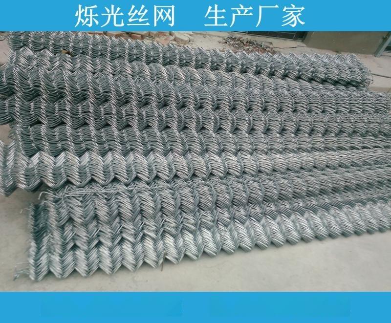 勾花網 安平鍍鋅包塑不鏽鋼勾花網生產廠家