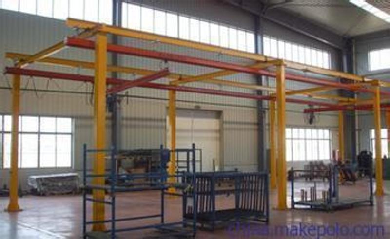 KBK柔型悬挂起重机   单梁悬挂起重机