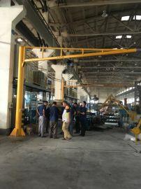 0.5吨旋臂吊 电动悬臂吊 单臂吊 360度吊装