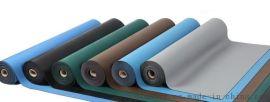防静电环保胶皮台垫2mm抗静电灰色台垫工作台布胶皮