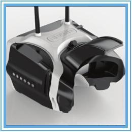 2017 新款高清头戴式视频眼镜 SJ-V01