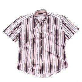 夏季短袖男衬衫 (LX-BD-T005)