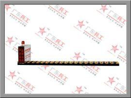 供应BG-LZJ108 钢钉减速带式破胎器