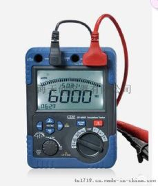 DT-6605*缘电阻测试仪,高压*缘电阻测试仪